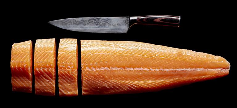 Le saumon écossais Label Rouge, le premier poisson à obtenir le prestigieux label Rouge