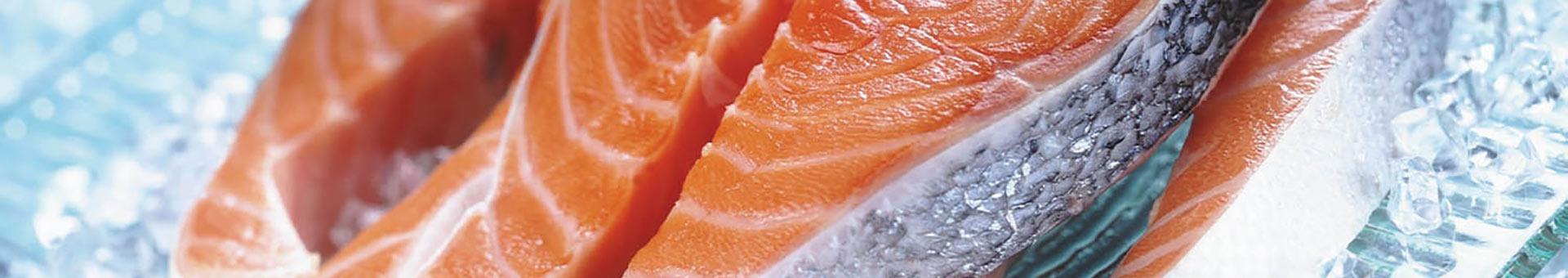 Saumon Ecossais Label Rouge frais à la découpe