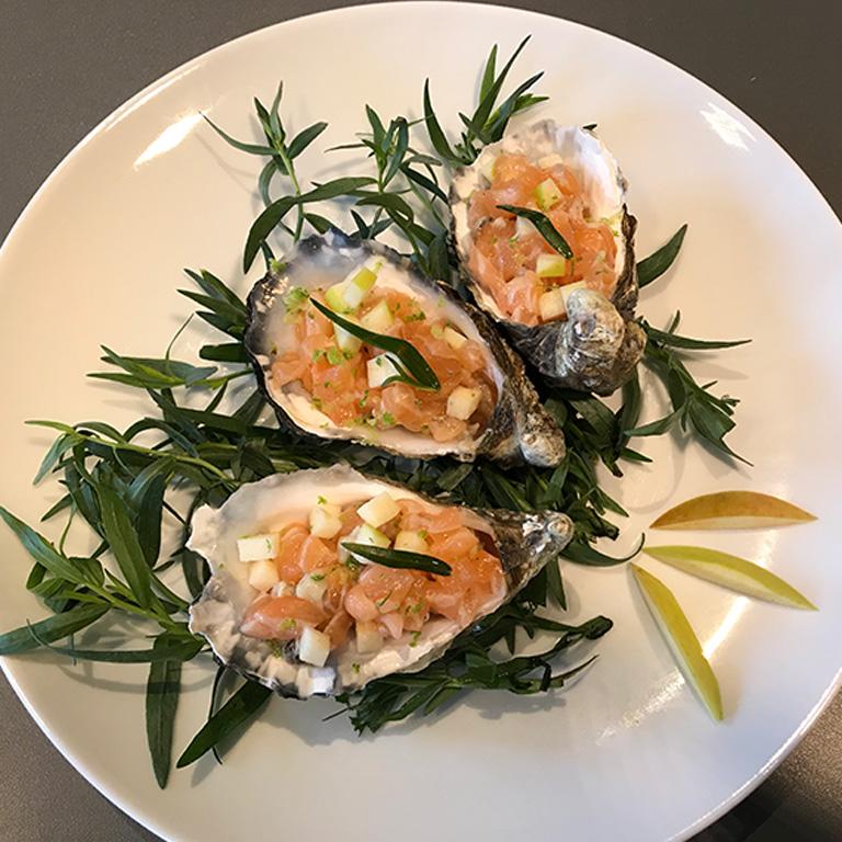 Challenge de création de recettes avec le saumon écossais label rouge
