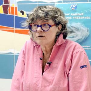 Isabelle Prigent : Poissonniere à Bressuire