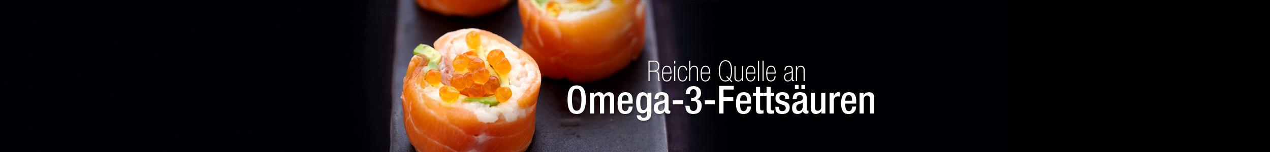 Reiche quelle an omega-3-Fettsauren