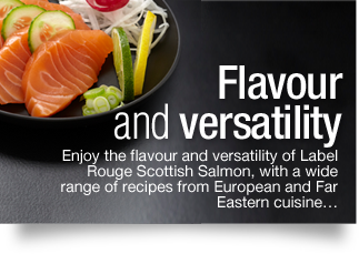 Flavour and versatility