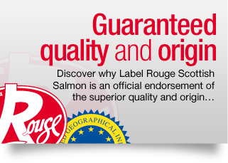 Guaranteed quality and origin